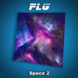 SURFACE DE JEU -  FLG MATS - SPACE 2 (3'X3')