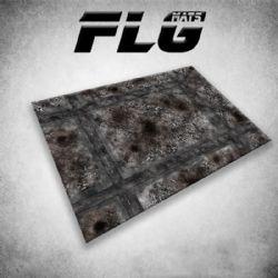 SURFACE DE JEU -  FLG MATS - STALINGRAD (6'X4')