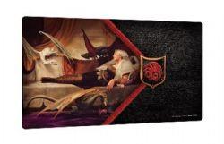 SURFACE DE JEU -  LE THRONE DE FER - LA MÈRE DES DRAGONS - 60 CM X 34 CM -  A GAME OF THRONE - THE CARD GAME