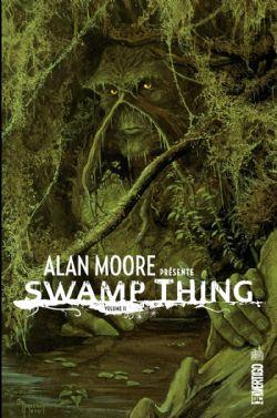 SWAMP THING -  ALAN MOORE PRESENTE 02