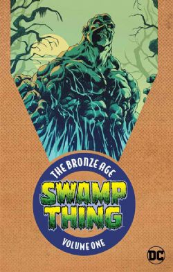 SWAMP THING -  THE BRONZE AGE TP 01