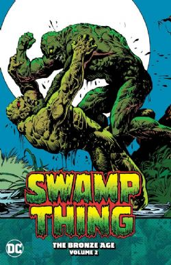 SWAMP THING -  THE BRONZE AGE TP 02
