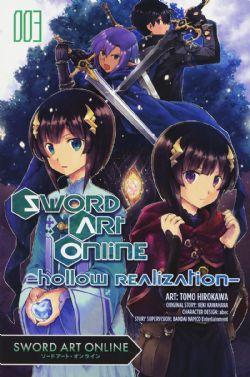 SWORD ART ONLINE -  (V.A.) -  HOLLOW REALIZATION 03