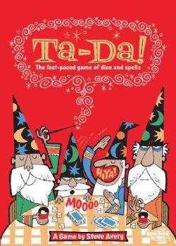 TA-DA! (ANGLAIS)