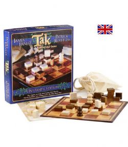 TAK -  A BEAUTIFUL GAME (ANGLAIS)