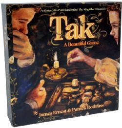 TAK -  A BEAUTIFUL GAME - SECOND EDITION (ANGLAIS)