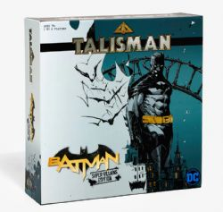 TALISMAN -  BATMAN : SUPER-VILLAINS EDITION (ANGLAIS)