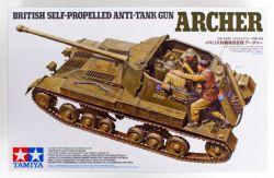 TANK -  BRITISH SELF PROPELLED ANTI TANK GUN ARCHER 1/35