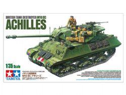 TANK -  BRITISH TANK M10 IIC ACHILLES 1/35
