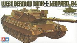 TANK -  FEDERAL GERMAN LEOPARD A4 - ÉCHELLE 1/35