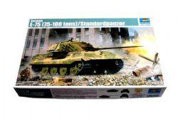TANK -  GERMAN E-75 (75-100 TONS)/STANDARDPANZER 1/35 (DIFFICILE)