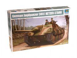 TANK -  GERMAN JAGDPANZER 38(T) HETZER-STARR 1/35 (DIFFICILE)