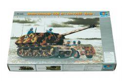 TANK -  GERMAN PANZERJAGER 39(H) MIT 7.5CM PAK40/1 MARDER I 1/35 (DIFFICILE)