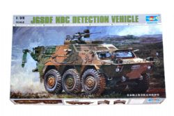 TANK -  JGSDF NBC DETECTION VEHICLE 1/35 (DIFFICILE)