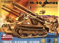 TANK -  M-50 ONTOS 1/32 (DIFFICILE)