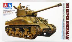 TANK -  M1 SUPER SHERMAN - 1/35