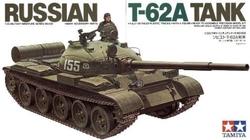 TANK -  RUSSE T-62A TANK 1/35