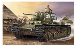 TANK -  RUSSIAN KV-1(MODEL 1941)/