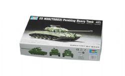 TANK -  US M26(T26E3) PERSHING HEAVY TANK 1/72 (DIFFICILE)