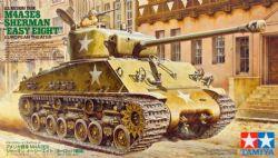 TANK -  US MEDIUM TANK M4A3E8 SHERMAN