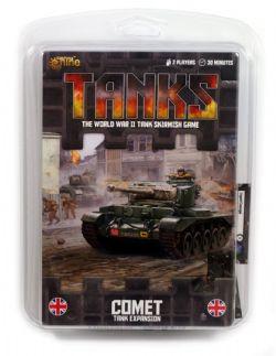 TANKS -  COMET - TANK EXPANSION (ANGLAIS)
