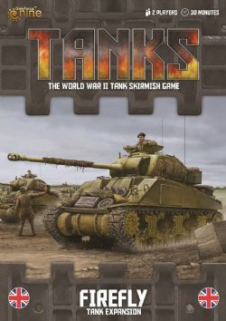TANKS -  FIREFLY - TANK EXPANSION (ANGLAIS)