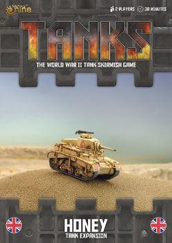 TANKS -  HONEY - TANK EXPANSION (ANGLAIS)