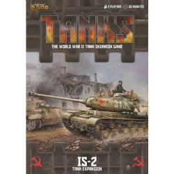 TANKS -  IS-2 - TANK EXPANSION (ANGLAIS)