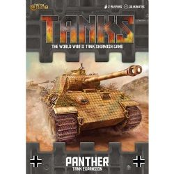 TANKS -  PANTHER - TANK EXPANSION (ANGLAIS)