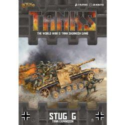 TANKS -  STUG G - TANK EXPANSION (ANGLAIS)