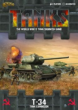 TANKS -  T-34 - TANK EXPANSION (ANGLAIS)