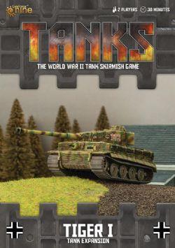 TANKS -  TIGER 1 - TANK EXPANION (ANGLAIS)