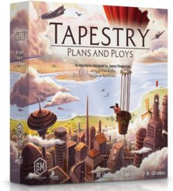 TAPESTRY -  PLANS AND PLOYS (ANGLAIS)