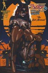 TAROT WITCH OF THE BLACK ROSE -  COMIC + LITHO SIGNE PAR JIM BALENT (500 COPIES) -#65 (COULEUR)