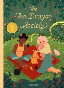TEA DRAGON, THE -  THE TEA DRAGON SOCIETY TP