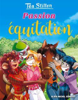 TEA STILTON -  PASSION ÉQUITATION 34