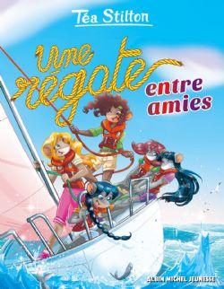 TEA STILTON -  RÉGATE ENTRE AMIES -  COLLEGE DE RAXFORD, LE 32