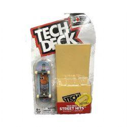 TECH DECK -  TOY MACHINE -  STREET HITS