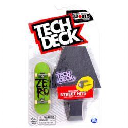 TECH DECK -  ZERO -  STREET HITS