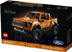 TECHNIC -  FORD F-150 RAPTOR (1379 PIÈCES) 42126