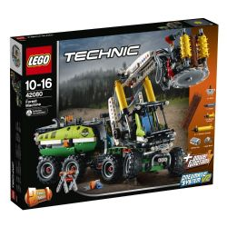 TECHNIC -  MACHINE FORESTIÈRE (1003 PIÈCES) 42080