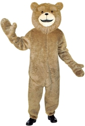 TED -  COSTUME DE TED (ADULTE - TAILLE UNIQUE)