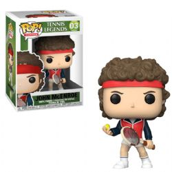 TENNIS LEGENDS -  FIGURINE POP! EN VINYLE DE JOHN MCENROE (10 CM) 03