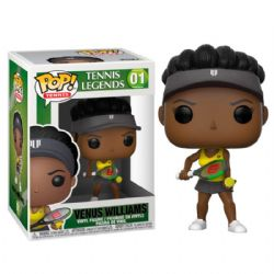 TENNIS LEGENDS -  FIGURINE POP! EN VINYLE DE VENUS WILLIAMS (10 CM) 01