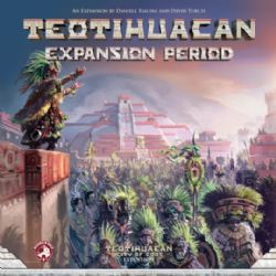 TEOTIHUACAN -  EXPANSION PERIOD (ANGLAIS)