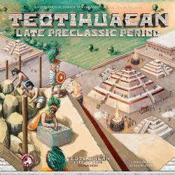 TEOTIHUACAN -  LATE PRECLASSIC PERIOD (ANGLAIS)