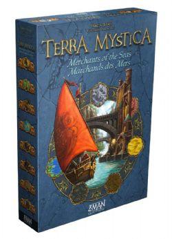 TERRA MYSTICA -  MARCHANDS DES MERS (MULTILINGUE)