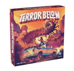TERROR BELOW -  JEU DE BASE (ANGLAIS)