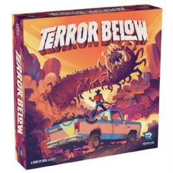 TERROR BELOW -  JEU DE BASE (FRANÇAIS)