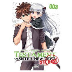 TESTAMENT OF SISTER NEW DEVIL, THE -  STORM 03